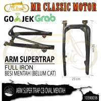 swing arm oval supertrap reflika ninja pnp cb gl