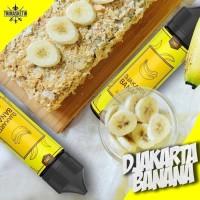 DJAKARTA BANANA JAKARTA Trimasketir Banana Soft cake not Bananalicius