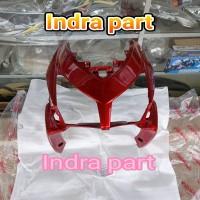 cover tameng body depan motor vario cw 110 karbu lama warna merah