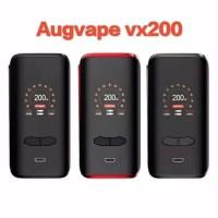 Authentic Vx200 Tc Box Mod By Augvape Vx 200 W Kit Vape Vapor