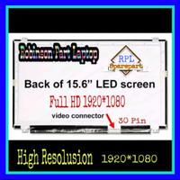 Layar LED LCD Laptop MSI GL62M 7REX GL62M 7RDX GS60 2QC 15.6 Full HD