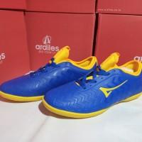 Sepatu Ardiles Futsal Biru-citroen