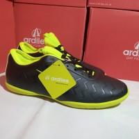 Sepatu Ardiles Futsal Hitam-Citroen