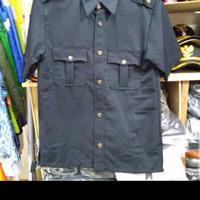 baju seragam safari/baju sapari/baju satpam/seragam security