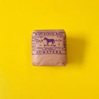 Kopi Robusta Lampung Cap Kuda 250 Gram (Bubuk)