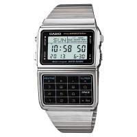 Casio Data Bank DBC-611-1DF Jam Tangan Wanita Original Garansi Resmi