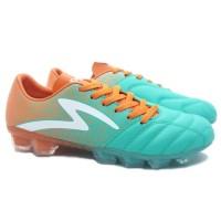 MM-Sepatu bola Specs Equinox FG Comfrey green orange original