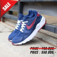 Sepatu Casual Pria nike LD Victory Navy red