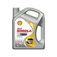 Oli Mesin Diesel Shell Helix Rimula R4X 15W40 5ltr Baru