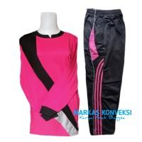 Stelan Olahraga baju Trening Wanita Muslim seragam