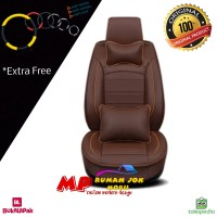 Sarung Jok Mobil APN Leather Xpander Mobilio Terios Avanza Fortuner dl
