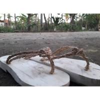 Sandal Bakiak - Kayu Kedondong