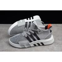 Sepatu Adidas EQT Adv Bask Grey Black Premium Original