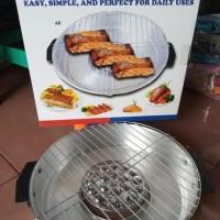 Grill Pan Panggangan Sosis 32cm