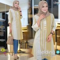 Baju Atasan Wanita Blouse Muslim Meldina #4 Tunik Shofiya