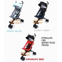 Stroller CBX Isport Plus Micro