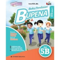 BUKU BUPENA ERLANGGA KELAS 5 SD KURIKULUM 2013 / BUPENA 5B