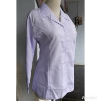 baju dinas size M/guru/asn/ppl/kemeja kerja putih