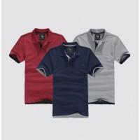 Baju Kaos Pria Polo Shirt Polos | Kaos Polo Smith Distro Bandung