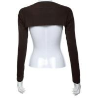 Manset Tangan Sambung Bolero JERSEY KOREA IMPORT Inner Dalaman Baju