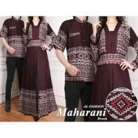 Terlaris Baju Batik Cauple Al Cp Maharani Baju Couple Pria Wanita