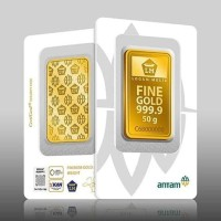 logam mulia Antam emas murni 50 gram