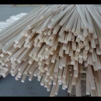 Sale Kayu Balsa Stick 3Mm X 3Mm Panjang 0.5 Meter