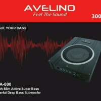 AVELINO ASA-800 SLIM AKTIF SUBWOOFER SUPER BASS