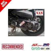 Open Bak Cover CVT Custome Suzuki NEX II Fancy Dynamic