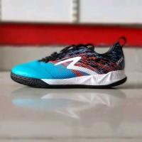 Sepatu Futsal Specs Metasala Warrior Rock Blue Original Promo tools