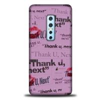 Hardcase HP Vivo V17 Pro Thank You Next Ariana Grande L2723