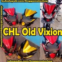 cover headlamp old vixion atau vixion lama