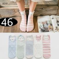 kaos kaki tumit perempuan short socks kaos kaki cewek halus korea