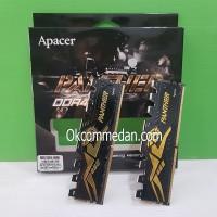 Memory Apacer Panther 8 Gb ( 2 x 4 Gb ) DDR4 2666 Mhz