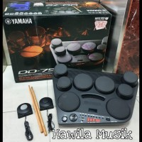 Compact Drum Kit Drum Elektrik Yamaha DD 75 DD75