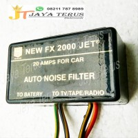 ANTI STORING Mobil NEW FX 2000 JET - AUTO NOISE FILTER 20 AMPERE
