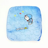 carseat /satu set/sarung jok mobil/doraemon/warna biru/barang import