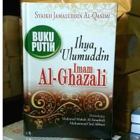 Buku putih Ihya Ulumuddin Imam Al Ghazali. original