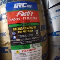 IRC 140 70 17 FASTI 1 BAN BALAP SOFTCOMPOUND UNTUK ROADRACE