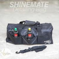 Tas Detailing SHINEMATE Bag Muat Mesin Poles Kompon Wax Coating Lap