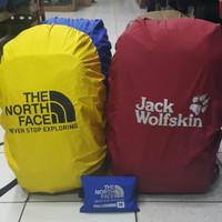 Cover bag raincover jas hujan tas daypack 30 liter