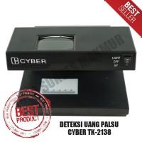 Cyber AD-2138 Mesin Deteksi Uang Palsu - Money Detector