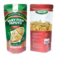 Cemilan Ikan Crispy / Baby Fish Papuyu Pedas