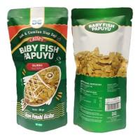 Cemilan Ikan Crispy / Baby Fish Papuyu Gurih