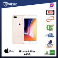 iPhone 8 Plus 64GB Full set Preloved Smartphone