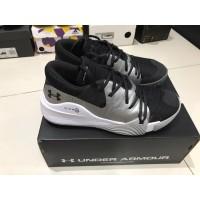 Sepatu Basket Under Armour Anatomix Spawn Low sz 11/45 Ori Nike Adidas
