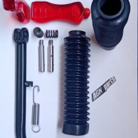 paket peninggi shock depan sepeda motor matic modif trail