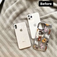 Fake Back Door Cover iPhone 11 for iPhone X Series XR / XS / XSMAX