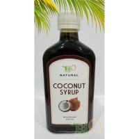 Coconut Syrup TRIO Natural 250 ML