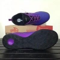 Paling Baru Sepatu Futsal Specs Metasala Musketeer Deep Purple 400738
